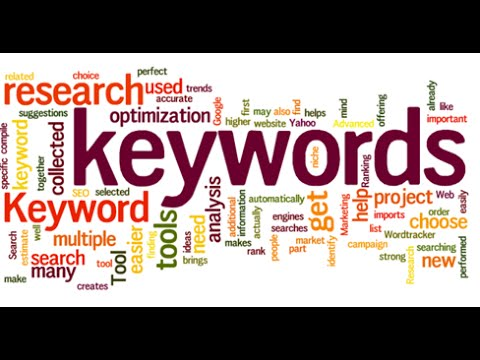 Keyword Analysis | Keyword planner | AdWords keyword planner