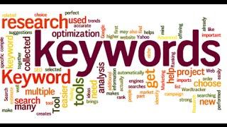 Keywordysis | Keyword planner | AdWords keyword planner | SEO - Part 5