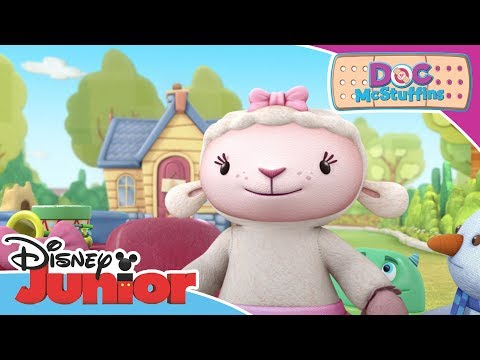 Doc McStuffins - Gustav the Alligator Gets Stuck | Official Disney Junior Africa