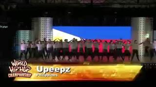 HHI 2017 Championship  Upeepz GOLD Medalist (Philippines) - MegaCrew. Division