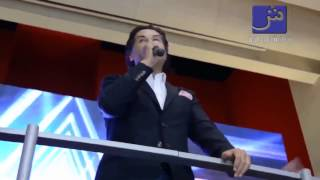 ماذا قال راغب علامة في حفل اطلاق حبيب ضحكاتي ragheb alama dehkat rouhi