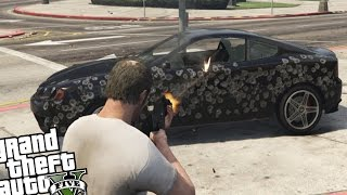 GTA 5 PC MOD - Gun Sound Overhaul MOD (New & Updated Gun Sound Effects!!)