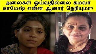 அலைகள் ஓய்வதில்லை கமலா காமேஷ் என்ன ஆனார் தெரியுமா?   Tamil Cinema News Kollywood Tamil News