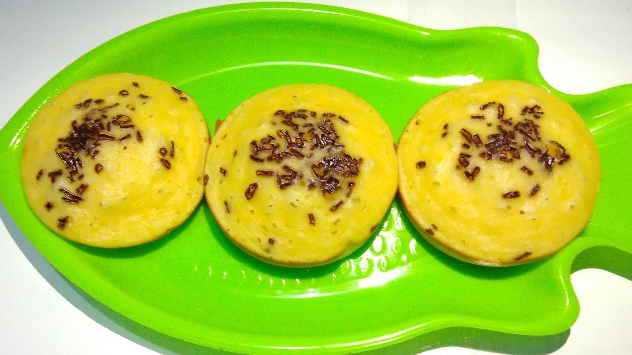 Resep Bolu Jadul Kuning Telur: Resep Bolu Pukis Labu Kuning
