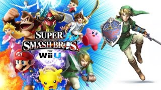 Yuga Battle [Hyrule Castle] (TLOZ A Link Between Worlds) - Super Smash Bros. Wii U