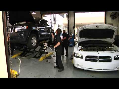 About The Jacksonville Chrysler Jeep Dodge Ram Service Center