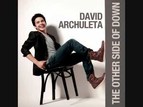David Archuleta - The Other Side of Down (HQ Studio Version)