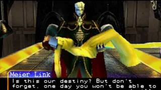 Vampire Hunter D (PSX) Final Boss + Best Ending - No Damage, No Subweapons