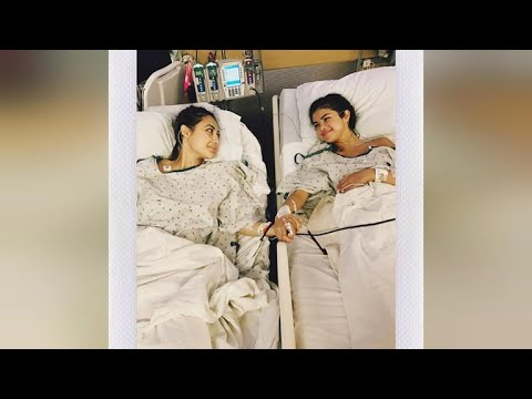 Selena Gomez reveals she had a kidney transplant because of lupus