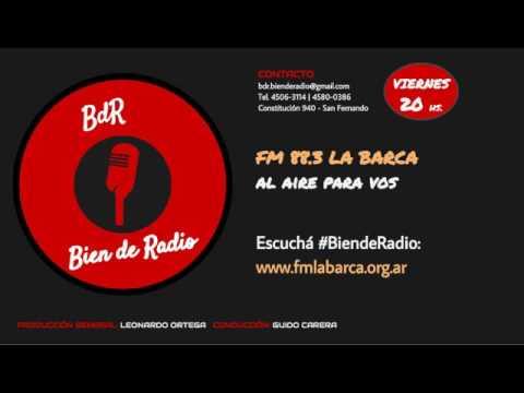 BDR: Bien de Radio 09-09 -2016 | FM La Barca 88.3