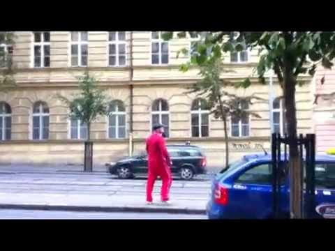Fight Taxikář vs. Řidič mušketýr