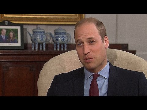 Prince William reveals Queen gave him an