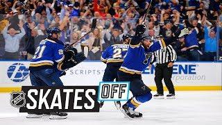 Skates Off: Pat Maroon