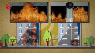 видео Муфты противопожарные
