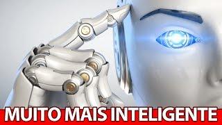 Inteligência artificial BILHÕES de vezes mais INTELIGENTE que os HUMANOS