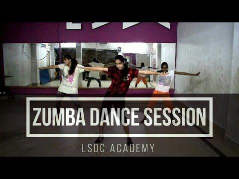 Zumba Beginner Session | Routine 1 | Lsdc Academy | Alisha Soni | Divyansh Nishad | Saloni kriplani