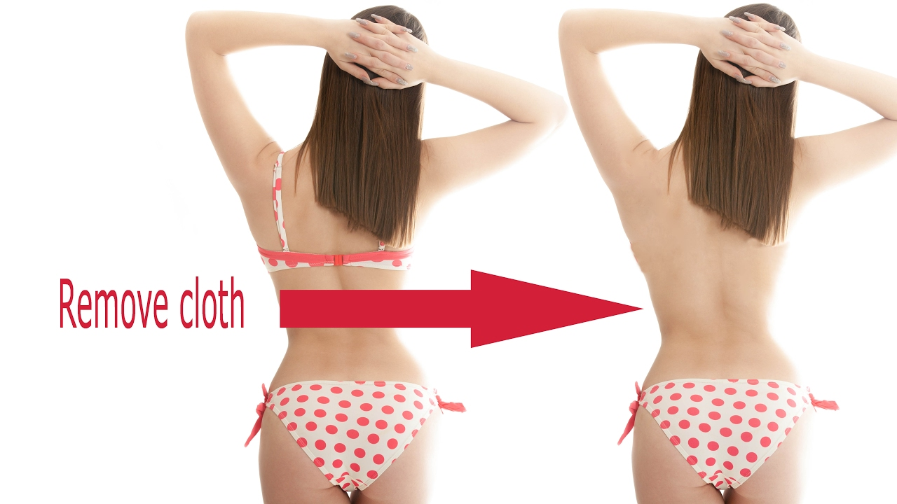 How To Remove Cloth In Photoshop Ps Photoshop Tutorial Photoshop