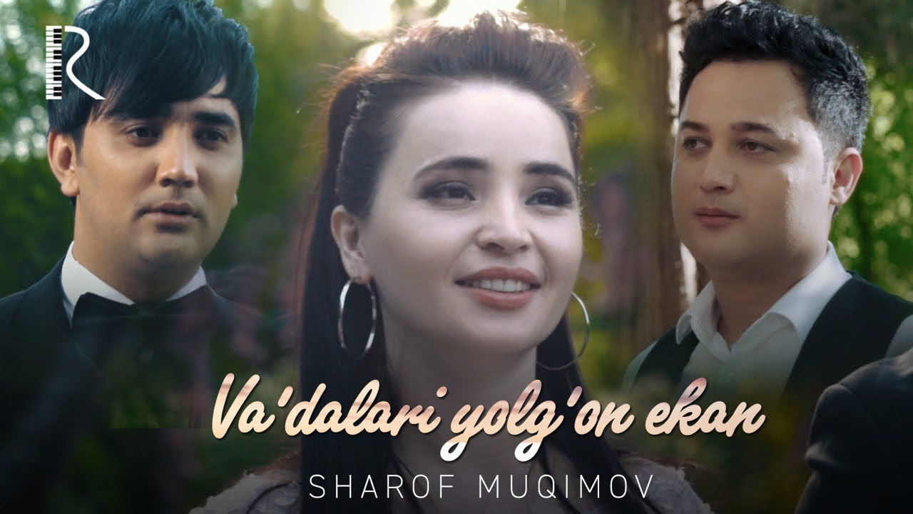 Sharof Muqimov - Va'dalari yolg'on ekan | Шароф Мукимов - Вадалари ёлгон экан #UydaQoling