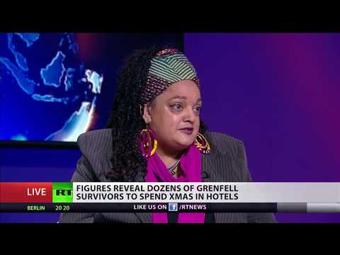 Dozens of Grenfell survivors are to spend Christmas in hotels