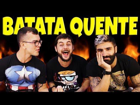 BATATA QUENTE COM CHARLES EMMANUEL Dubladiando