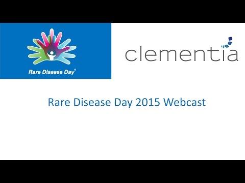 Clementia Rare Disease Day 2015
