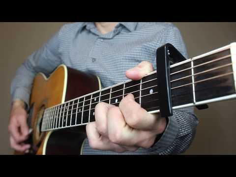 Mercy - Brett Young | Guitar Cover