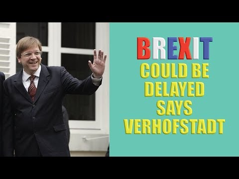 Brexit Could be Delayed Unless UK Makes Concessions!