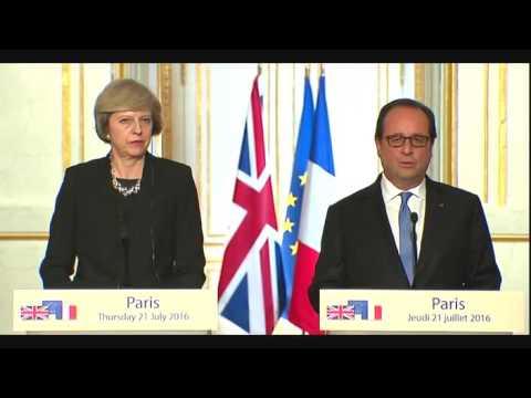 Francois Hollande  Brexit