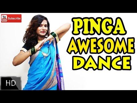 Pinga Song Bajirao Mastani Awesome Dance Video