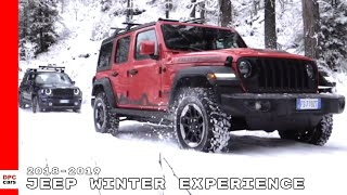 2018-2019 Jeep Winter Experience