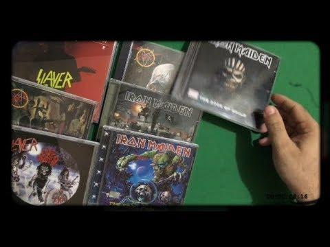 Mi Colección de CD's - My CD Collection