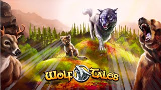 Wolf Tales - Android Gameplay (MULTIPLAYER- PVP)