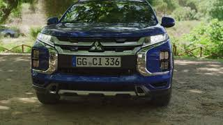 Mitsubishi ASX Design Preview