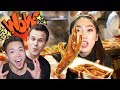 TASTY Chinese Street Food Tour In Beijing, China! Ft. The Food Ranger Style
