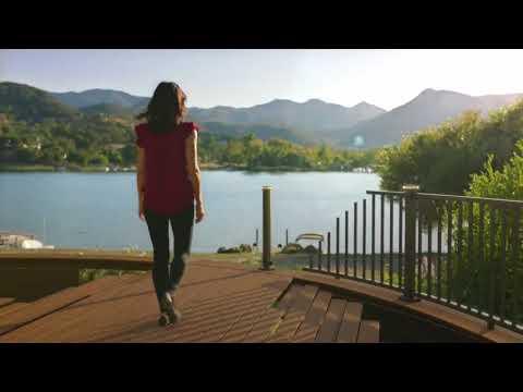 Decking Perth showing Trex Australia Television Ad