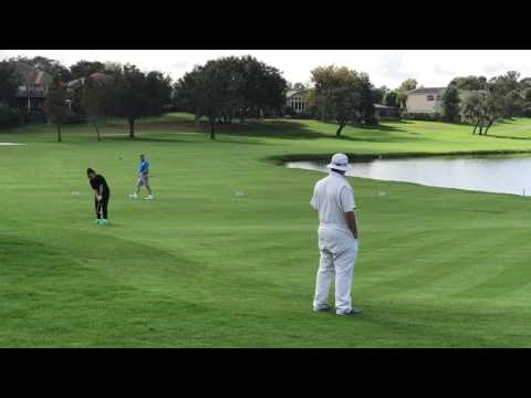 Visit to Bay Hill Golf & Country Club December 2016