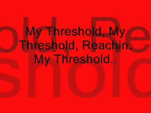 Threshold lyrics sex bob ombs