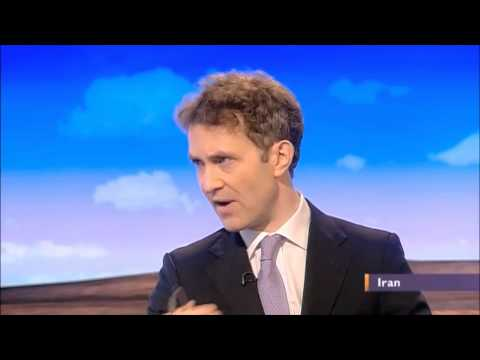 Douglas Murray discusses Iran and Israel on the BBC Daily Politics