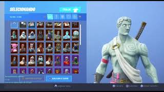 WATCHING FORTNITE ACCOUNT FOR $60 WITH MORE THAN 70 SKINS AND SAVE THE WORLD-FORTNITE BATTLE ROYALE