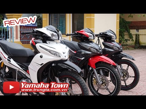 Yamaha Jupiter Fi RC 2016 - Review tổng quan! ✔