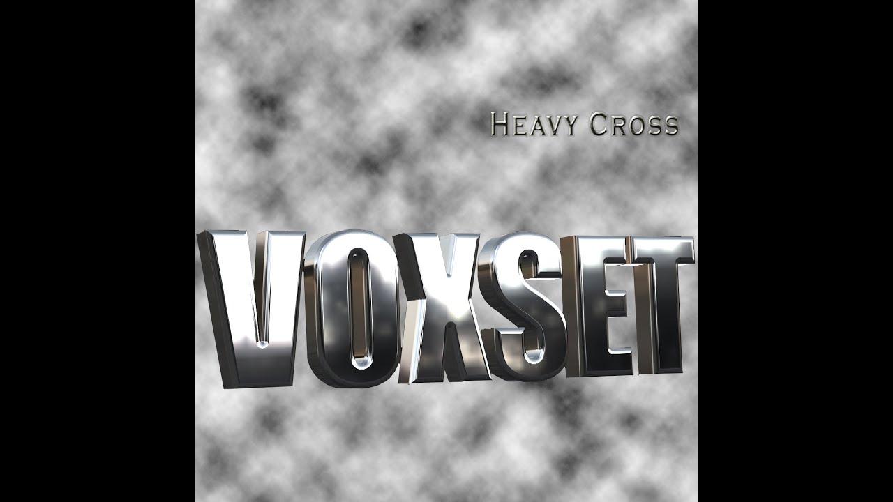 VOXSET [OFFICIAL VIDEO] - A cappella  Heavy Cross
