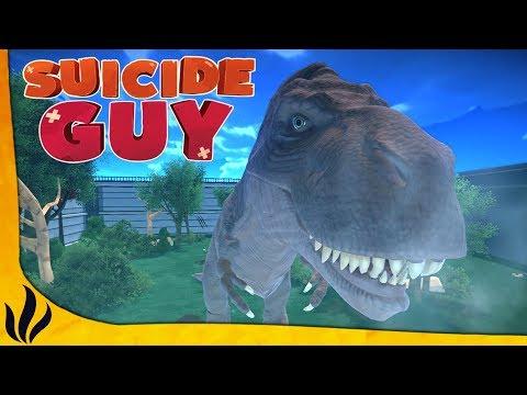 MANG PAR UN DINOSAURE ! (Suicide Guy)