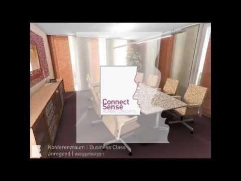 Erleben in 3D - Dialog und Diskussion | Farb- und Raumkonzepte eines Büros / Konferenzraums