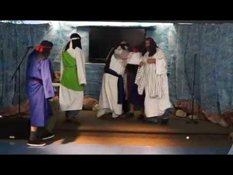 Discípulos- un drama por Pastor Isaias Godoy