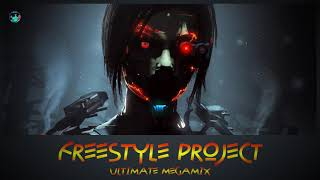 Gambar cover FREESTYLE PROJECT ULTIMATE MEGAMIX