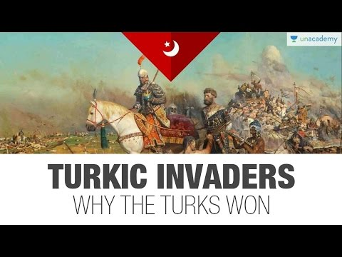 (7/12) Entire History of India for Beginners - Turkic Invaders: Why the Turks won