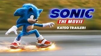 Sonic the Movie (2020) | Virallinen traileri | Paramount Pictures