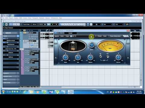 Hướng dẫn sử dụng Nuendo để mix nhạc_How to use Nuendo to Make a song