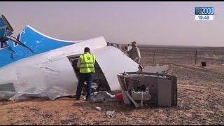 """Aereo russo caduto, satellite usa rileva """"lampo di calore"""": è esploso in volo"""