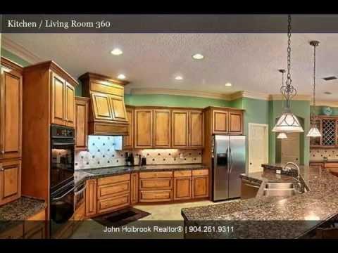 Fernandina Beach Home For Sale * 95081 SEA HAWK PLACE